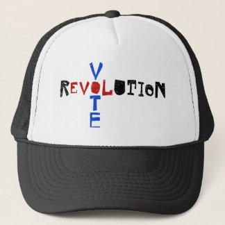Boné Voto para a revolução