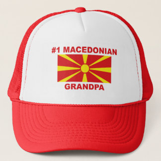 Boné Vovô do macedónio #1
