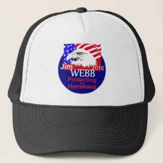 Boné WEBB 2016 de Jim