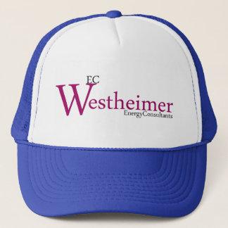 Boné Westheimer na parte superior