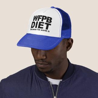 Boné WFPB que eu valer a pena (o preto)
