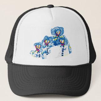 Boné wondercrowd-tentáculos