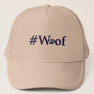Boné #Woof - o nuf disse