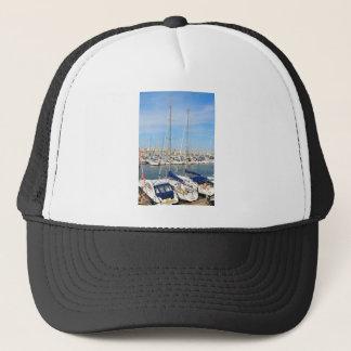 Boné Yachting
