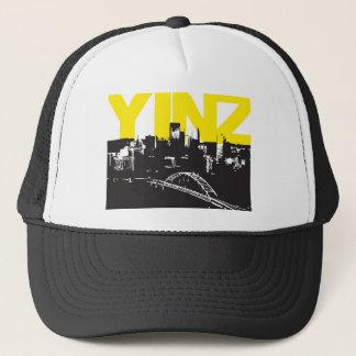Boné Yinz Pittsburgh