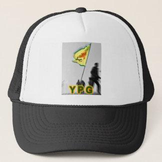 Boné YPG - Lutadores curdos da liberdade de Kobani