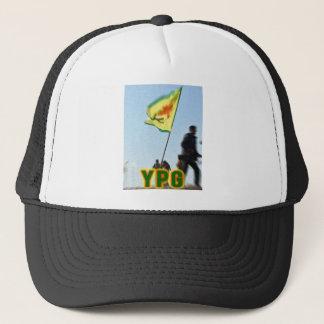 Boné YPG - Lutadores curdos da liberdade de Kobani v2