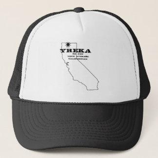 Boné Yreka eu não sou seu californiano médio