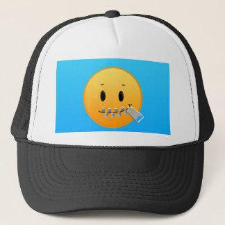 Boné Zipper Emoji