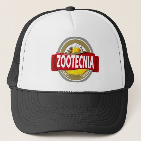 Boné Zootecnia cerveja