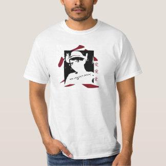Boneca asiática camiseta