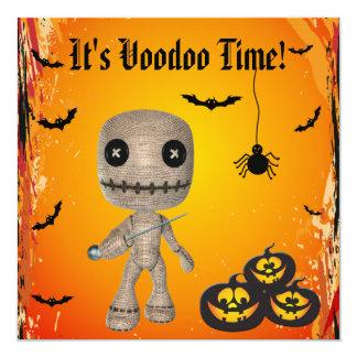Boneca bonito do Voodoo & partido do Dia das