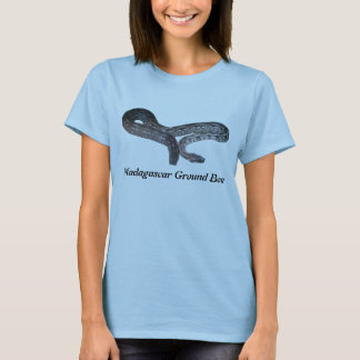 Boneca das senhoras de Madagascar (cabida) Camiseta