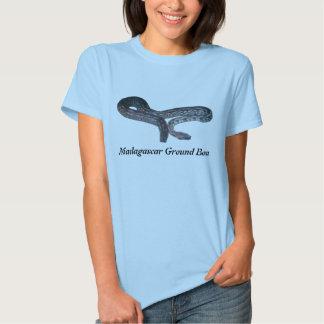 Boneca das senhoras de Madagascar (cabida) Tshirt