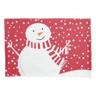 boneco de neve contemporâneo moderno do inverno