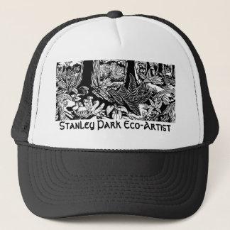 Bonés da Eco-Arte do parque de Stanley dos chapéus
