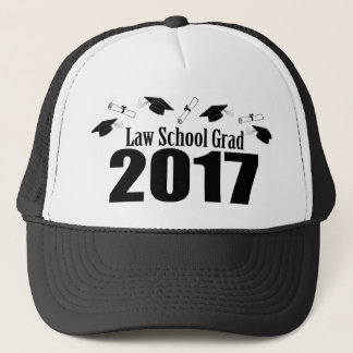 Bonés do formando 2017 da escola de direito e