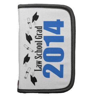Bonés e diplomas do formando 2014 da escola de dir