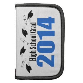 Bonés e diplomas do formando 2014 do segundo grau  agenda
