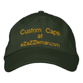 Bonés feitos sob encomenda @, eZaZZleman.com
