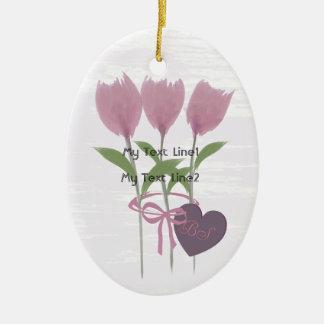 Bonito adicione o ornamento cor-de-rosa do herói
