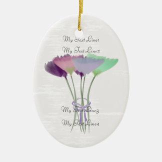 Bonito adicione o ornamento das flores da peônia