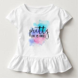 Bonito como meu Auntie Camisa
