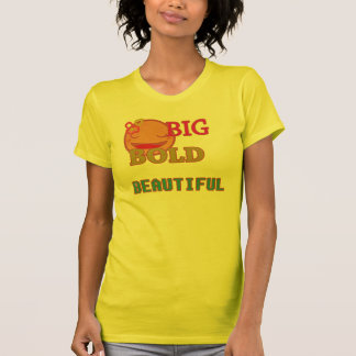 Bonito corajoso grande t-shirt