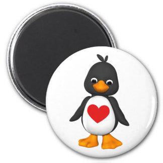 Bonito o ímã do pinguim imã