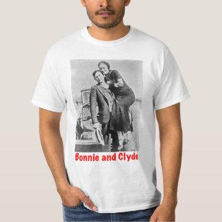 Bonnie e Clyde Camiseta