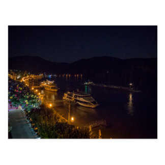 Boppard na noite - cartão