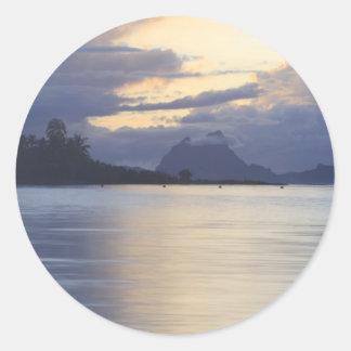 Bora Bora Sunset.JPG Adesivo