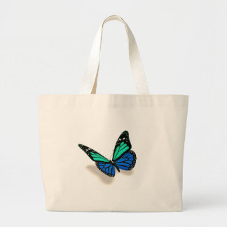 borboleta 3D Bolsas Para Compras