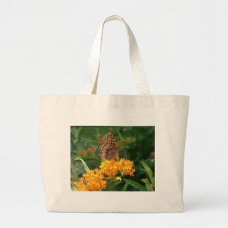 borboleta bolsa de lona
