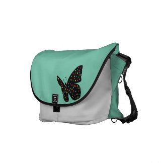 borboleta bolsas mensageiro