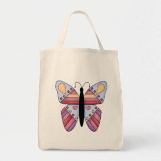 Borboleta bonita bolsas