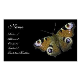 borboleta… cartão de visita