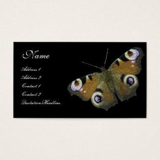 borboleta… cartão de visitas