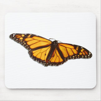 Borboleta de monarca Mousepad