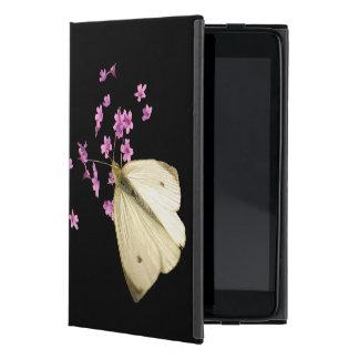 Borboleta em flores capas iPad mini
