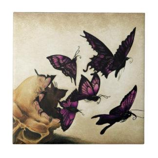 borboleta ideal azulejo de cerâmica