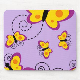 Borboleta Mouse Pads