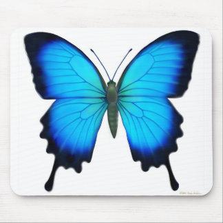 Borboleta Mousepad de Papilio Ulysses