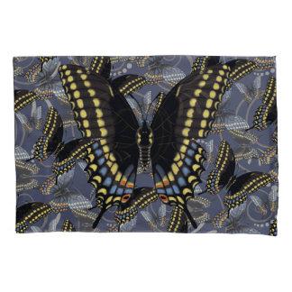 Borboleta preta de Swallowtail