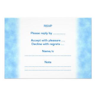 Borboleta roxa convites personalizados