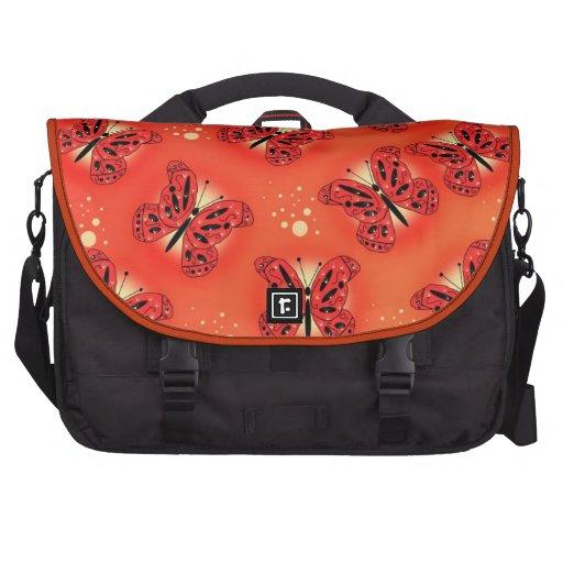 borboletas bolsa para laptop