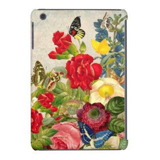Borboletas bonitas no jardim bonito capa para iPad mini retina