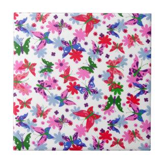borboletas de COM do padrão