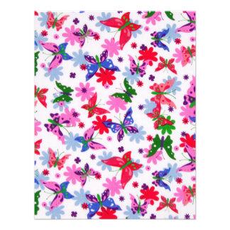 borboletas de COM dos padrões