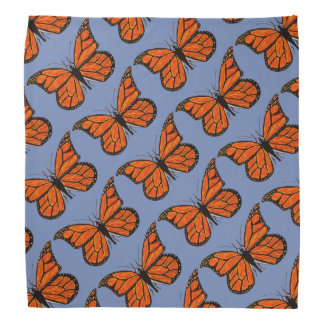 Borboletas de monarca no Bandana